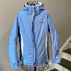 Columbia Women's Winter Hooded Jacket Large